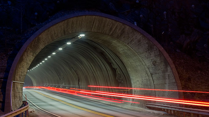 Sornes tunnel