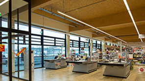 Philips Lighting creates a welcoming environment at Spar, Vienna, Austria