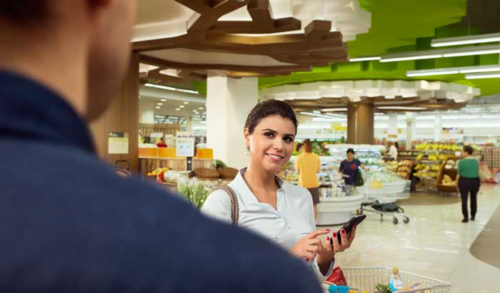 Philips innovation for retail - smart retail lighting