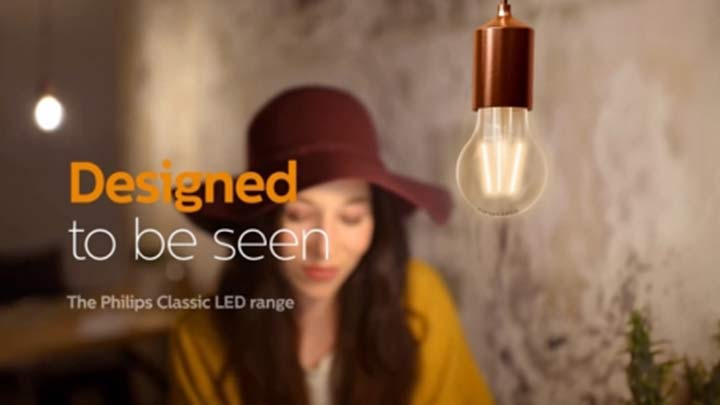 Classic LED designed to be seen